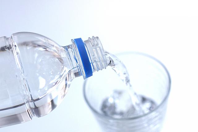 こまめな水分補給を心がける